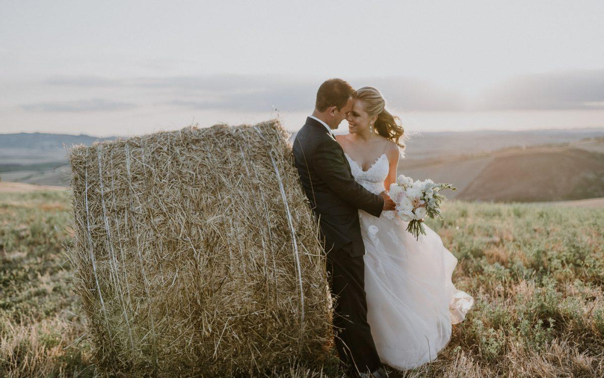 Krista & Jonathan | Tuscany, Italy