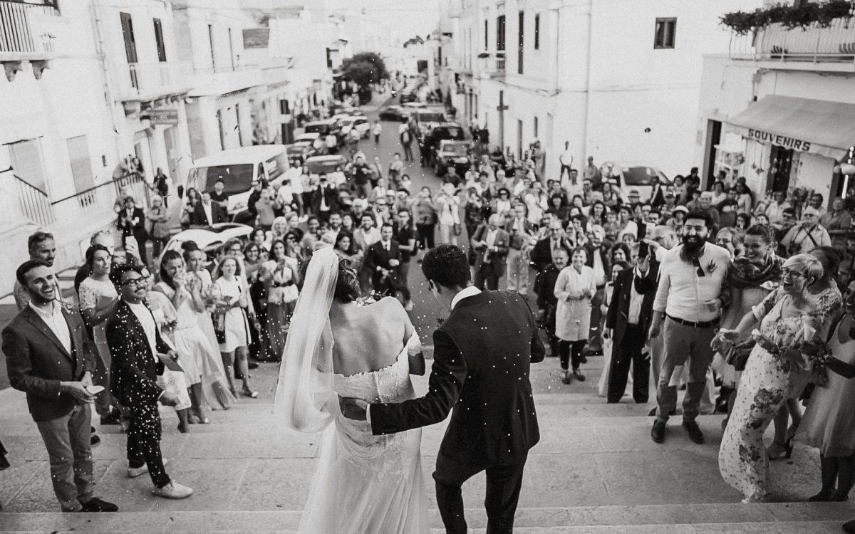 Masseria San Nicola Wedding // Karine & Luca Teaser