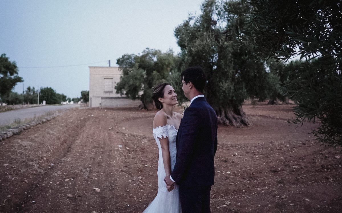 Karine & Luca   Puglia, Italy