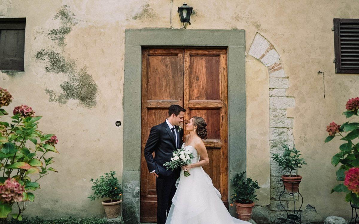 Heidi & Rob | Tuscany, Italy